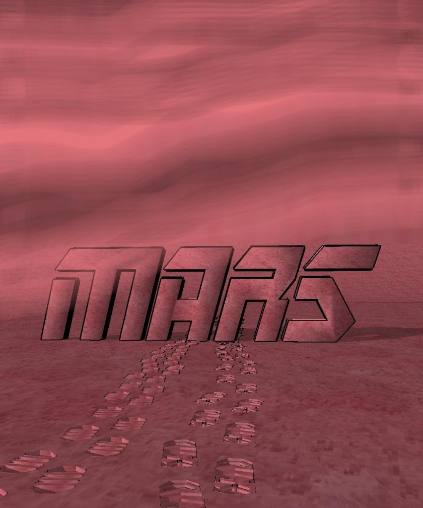 MARS front cover